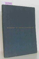 Baer, Jean G.  Baer, Jean G. Ecology of animal parasites.