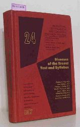 Theros, Elias G./ Harris, John H./ Siegel, Barry A./ Feig, Stephen S./ Kalisher, Lester/ Libshitz, Herman I./ Logan, Wende J. W./ Martin, John E./ McLelland, Robert/ Moskowitz, Myron/ Sickles, Edward A.  Theros, Elias G./ Harris, John H./ Siegel, Barry A./ Feig, Stephen S./ Kalisher, Lester/ Libshitz, Herman I./ Logan, Wende J. W./ Martin, John E./ McLelland, Robert/ Moskowitz, Myron/ Sickles, Edward A. Set: 24. Diseases of the Brest. Test and Syllabus. Professional self-evaluation and Continuing Education Program.