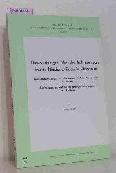 Smith, Stefan  Smith, Stefan Untersuchungen über das Auftreten von Sauren Niederschlägen in Österreich. ( = Mitteilungen der forstlichen Bundesversuchsanstalt Wien, 150) .