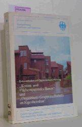 Dokumentation und Querschnittuntersuchung der Modellvorhaben in den Forschungsschwerpunkten