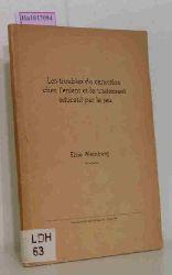 Weinberg, Elise  Weinberg, Elise Les troubles du caractere chez l