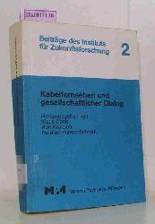 Dette, Klaus u.a.  Dette, Klaus u.a. Kabelfernsehen und gesellschaftlicher Dialog. Vorstudien der interdisziplinären Arbeitsgruppe Kabelkommunikation Berlin (IKB) zur wissenschaftlichen Vorbereitung und Begleitung von Pilotprojekten zum Zweiweg-Kabelfernsehen.
