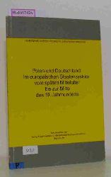 Hinrichs, Ernst (Hg.)  Hinrichs, Ernst (Hg.) Gemeinsame deutsch-polnische Schulbuchkommission. Polen und Deutschland im europäischen Staatensystem vom späten Mittelalter bis zur Mitte des 19. Jahrhunderts. (22. und 23. deutsch-polnische Schulbuchkonferenz der Historiker in Piwniczna (16.-21.5.1989)