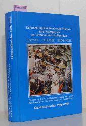 Forschungszentrum Jülich (Hrsg.)  Forschungszentrum Jülich (Hrsg.) Erforschung kondensierter Materie und Atomphysik. (=Naturwissenschaftliche Grundlagenforschung im Verbund mit Großgeräten, 1/1989).
