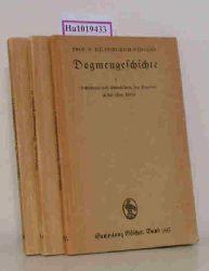 """Wiegand, Friedrich  Wiegand, Friedrich """"Dogmengeschichte. (=Sammlung Göschen; I-III). [3 Bd.]."""""""