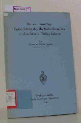 Quetsch, Cäcilie  Quetsch, Cäcilie Die zahlenmäßige Entwicklung des Hochschulbesuches in den letzten fünfzig Jahren.