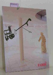 Jan Fabre. The great confinement. [ Katalog zur Ausstellung/ Salzburg 2002] .