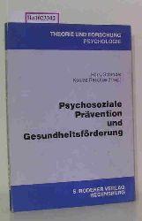 Schröder, H. / Reschke, K. ( Hrg. )  Schröder, H. / Reschke, K. ( Hrg. ) Psychosoziale Prävention und Gesundheitsförderung. ( = Theorie und Forschung, 196/ = Psychologie, 70) .