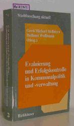 Hellstern, Gerd-Michael / Wollmann, Hellmut (Hgs.)  Hellstern, Gerd-Michael / Wollmann, Hellmut (Hgs.) Evaluierung und Erfolgskontrolle in Kommunalpolitik und -verwaltung. (= Stadtforschung aktuell, 6).