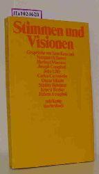 Keen, Sam  Keen, Sam Stimmen und Visionen.