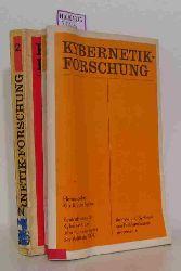 Klix, Friedhart u. a. (Hg.)  Klix, Friedhart u. a. (Hg.) Analyse und Synthese von Problemlösungsprozessen Teil I. Problemlösen, Frage-Antwort-Systeme, Theorembeweisen. (=Kybernetik-Forschung, 2).