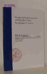 Kristensen, Fredrik  Kristensen, Fredrik Design and Implementation of Embedded Video Surveillance Hardware. [Dissertation Univ. Lund 2007].
