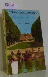 Kaiser, Grant E. (Ed.)  Kaiser, Grant E. (Ed.) Fiction, form, Experience the french novel from naturalism to the present. Fiction, Forme, Experience le roman francais depuis le naturalisme.