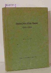 Danielsen, Wilhelm  Danielsen, Wilhelm Hundert Jahre Kieler Theater 1841-1944.