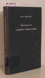 """Chmielewicz, Klaus  Chmielewicz, Klaus """"Grundlagen der industriellen Produktgestaltung. (=Betriebswirtsch. Forschungsergebnisse; Band 35)."""""""
