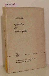 """Linden, Walter  Linden, Walter """"Grundzüge der Verkehrspolitik. (=Die Wirtschaftswissenschaften, 32. Lieferung, Reihe B; Nr. 12)."""""""
