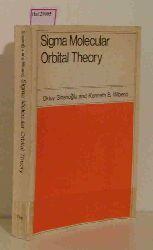 Sinanoglu, Oktay / Wiberg, Kenneth B.  Sinanoglu, Oktay / Wiberg, Kenneth B. Sigma Molecular Orbital Theory.