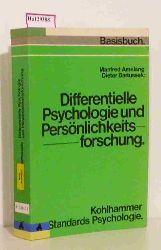 Amelang, Manfred / Bartussek, Dieter  Amelang, Manfred / Bartussek, Dieter Differentielle Psychologie und Persönlichkeitsforschung.