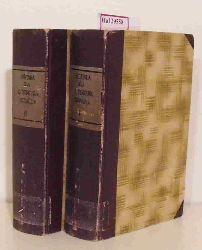 Serna, J. d. l. / Hurtado, J. / Palencia, A. G.  Serna, J. d. l. / Hurtado, J. / Palencia, A. G. Historia de la Literatura Espanola. 2 Vols.