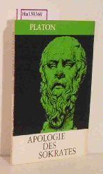 Platon/ Fiedler, L.  Platon/ Fiedler, L. Apologie des Sokrates. ( = Am Born der Weltliteratur/ C: Griechische Sprache,4)  .