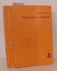 Hierdeis, Helmwart  Hierdeis, Helmwart Taschenbuch der Pädagogik. Teil 1. Altsprachlicher Unterricht - Jugendarbeit. Teil 2. Kommunikation - Wissenschaftstheorie. 2 Bde.