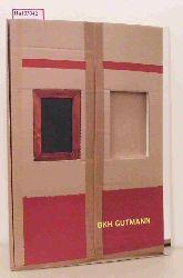 """""""BKH Gutmann. Hellersdorfer Liebeslieder. [Katalog anlässlich der gleichnamigen Wanderausstellung: Badischer Kunstverein Karlsruhe, Feb. - Apr. 2002; Galerie HO, Berlin-Hellersdorf, März - Mai 2001]."""""""
