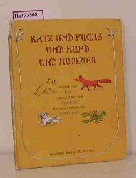 Äsop  Äsop Katz und Fuchs und Hund und Hummer. (Kinder-Klassiker).