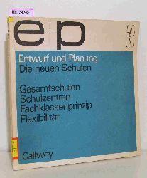 Peters, P. / Schwarze, D. v. / Günther, S.  Peters, P. / Schwarze, D. v. / Günther, S. Die neuen Schulen. ( = e p. Entwurf und Planung, 3) .