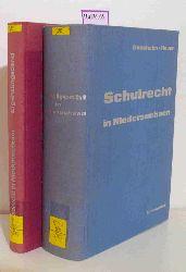 Buchheim-Hauer  Buchheim-Hauer Schulrecht in Niedersachsen. 2 Bde. Bd. 1 und Ergänzungsband. Neue Gesetze und Verordnungen 1962-1968.