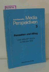 Berg, Klaus / Kiefer, Marie-Luise  Berg, Klaus / Kiefer, Marie-Luise Fernsehen und Alltag. Eine ARD/ZDF-Studie im Wahljahr 1980. (=Schriftenreihe Media-Perspektiven, Band 3).