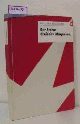 Der Stern: dreizehn Magazine. (=Die Stern Bibliothek).