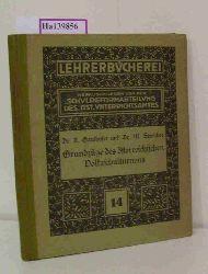 Gaulhofer, K. / Streicher, M.  Gaulhofer, K. / Streicher, M. Grundzüge des österreichischen Volks-Schulturnens.