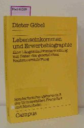 Göbel, Dieter  Göbel, Dieter Lebenseinkommen und Erwerbsbiographie.