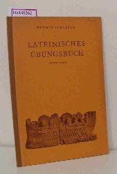Schlüter, Helmut  Schlüter, Helmut Lateinisches Übungsbuch. Band I (Sexta).