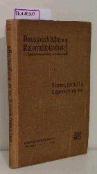 """Jerome, Jerome K.  Jerome, Jerome K. """"Diary of a Pilgrimage. (=Neusprachliche Reformbibliothek; Band 17)."""""""
