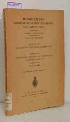 Möllendorff, Wilhelm v. ( Hrg. )  Möllendorff, Wilhelm v. ( Hrg. ) Harn- und Geschlechtsapparat. Teil 3: Weibliche Genitalorgane- Das Ovarium. Ergänzung zu Band VII/ 1. ( = Handbuch der mikroskopischen Anatomie des Menschen, Bd. 7, T. 3) .