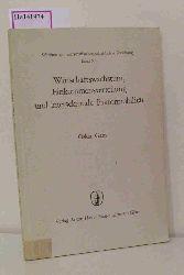 Gans, Oskar  Gans, Oskar Wirtschaftswachstum, Einkommensverteilung und intersektorale Faktormobilität. ( = Schriften zur wirtschaftswissenschaftlichen Forschung, Heft 50) .