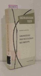 """Gurvitch, Georges  Gurvitch, Georges """"Grundzüge der Soziologie des Rechts. (=Soziologische Texte; Band 6)."""""""