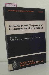 Thierfelder, S. / Rodt, H. / Kolb, H. J. ( Ed. )  Thierfelder, S. / Rodt, H. / Kolb, H. J. ( Ed. ) Immunological Diagnosis of Leukemias and Lymphomas. ( = Haematology and Blood Transfusion, 20) .