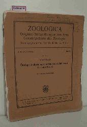 Herfs, Adolf  Herfs, Adolf Ökologisch-physiologische Studien an Anthrenus fasciatus Herbst. (= Zoologica. Original-Abhandlungen aus dem Gebiete der Zoologie, Heft 90).
