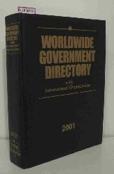 Lewis, D. et al (eds)  Lewis, D. et al (eds) Worldwide Government Directory with International Organizations 2001.