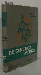 Gedda, Luigi (Ed.)  Gedda, Luigi (Ed.) De Genetica Medica. Pars Quarta (vol. IV).