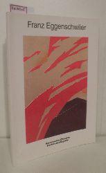 Franz Eggenschwiler. Houtdrukken/Objecten. Holzdrucke/Objekte. Wanderausstellung: Bergkerk Deventer, Staatliches Museum Schwerin, Schloßmuseum Güstrow, Oktober 1992 - Mai 1993.