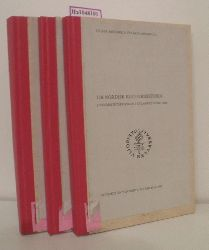 Ur Nordisk Kulturhistoria. Universitetsbesöken i utlandet före 1660. XVIII Nordiska Historikermötet, Jyväskylä 1981, Mötesrapport I - III. 3 vols. (=Studia Historica Jyväkyläensia 22,1-3).