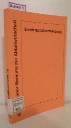 """Forschungs- und Entwicklungsinst. für Industrie- u. Siedlungswasserwirtschaft sowie Abfallwirtschaft e.V. n Stuttgart (FEI) (Hrsg.)  Forschungs- und Entwicklungsinst. für Industrie- u. Siedlungswasserwirtschaft sowie Abfallwirtschaft e.V. n Stuttgart (FEI) (Hrsg.) """"Symposium Sonderabfallvermeidung. (=Stuttgarter Berichte zur Abfallwirtschaft ; 39)."""""""