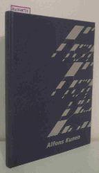 Alfons Kunen. Geometrie und Kunst. Kreissparkasse und Kutscherhaus Recklinghausen, 4. Oktober bis 30. Oktober 1998. Schloßgalerie Nordkirchen, 24. Januar bis 13. März 1999.