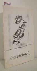 Matthias Maedebach. Mit Originalgraphik (82 /100). Text Gerlinde Althaus, Gedichte Ferenc Jadi