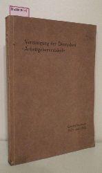 Geschäftsbericht 1925 und 1926. ( = Berichte, 23) .