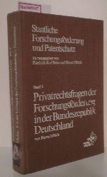 Ullrich (Autor)Beier, Friedrich Karl (Hrsg.)  Ullrich (Autor)Beier, Friedrich Karl (Hrsg.) Staatliche Forschungsförderung und Patenschutz. Band 2 Privatrechtsfragen der Forschungsförderung in der BRD
