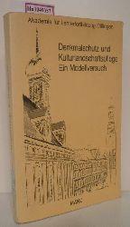 Treml, Manfred (Red.)  Treml, Manfred (Red.) Fortbildung von Lehrern aller Schularten in Fragen des Denkmalschutzes und der Kulturlandschaftspflege.
